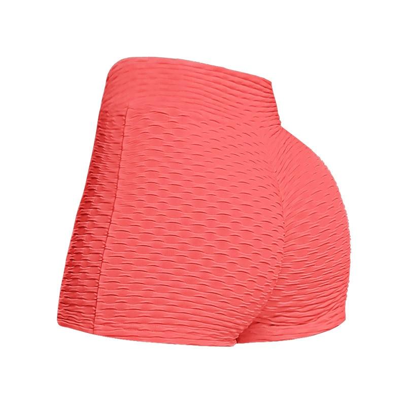 Biker Short Women High Waist Fitness Sport Shorts Summer Jogging Beach Athletic Casual Skinny Soft Elastic Stretchy Solid Shorts