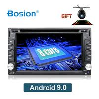 Octa Core Android 9.0 2 Din car dvd Fit NISSAN QASHQAI Tiida universal Car Audio Stereo Radio GPS 3G WiFi BT CAR GPS NAVIGATION
