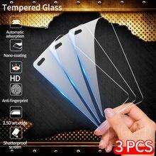 Защитное стекло, закаленное стекло для Huawei P Smart Z Plus 2019 S 2020 2021 P20 Pro P30 Lite P40 Lite E, 3 шт.
