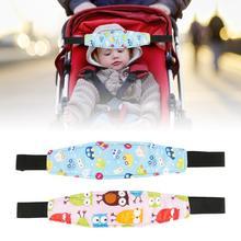 Baby Kid Head Support Holder Sleeping Belt Adjustable Safety Nap Aid Stroller Car Seat Sleep Nap Holder Belt Pad Strap