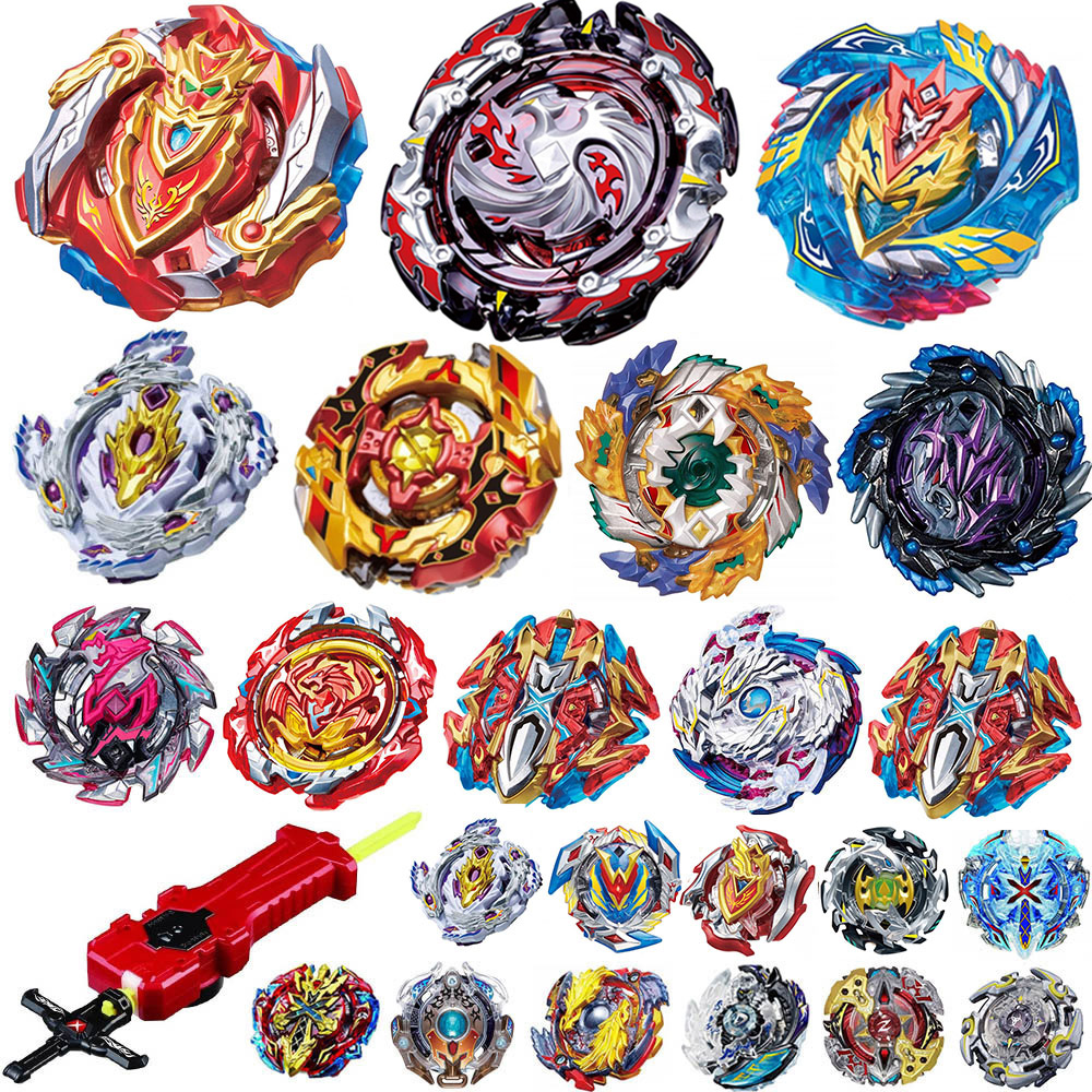 Tops Launchers Beyblade metal fusion B-131 Arena Toys Sale Bey Blade Blade Achilles Bable Fafnir Phoenix Blayblade blade 45213