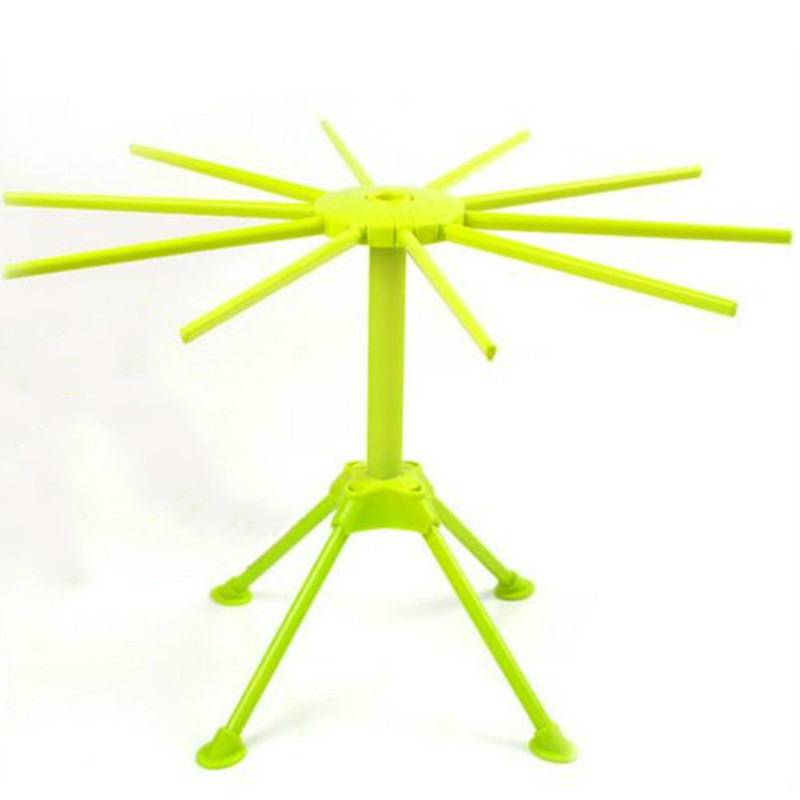 Folding Plastic Noodle Drying Rack KEOUKE Pasta Holder Stand Dryer Kitchenware Gadget Spaghetti Make Machine Accessory N