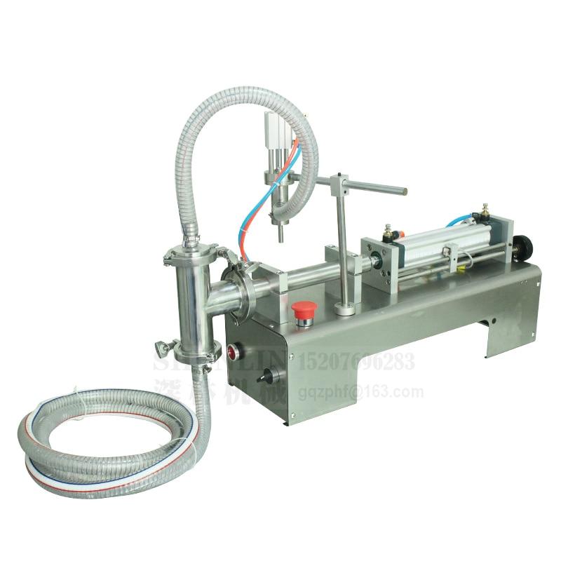 Töltőgép folyadék töltőanyag pneumatikus 0.6MPa 100/300 / 500ml - Szerszámkészletek - Fénykép 6
