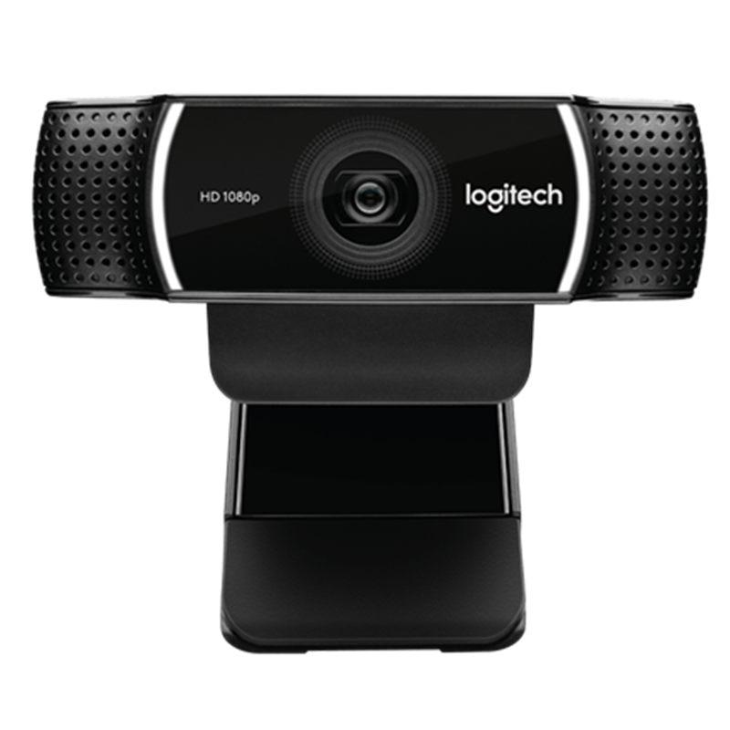 Image 2 - 100% Original C922 PRO Webcam 1080P Web 30FPS Full HD webcam Autofocus Web Camera built in microphone with tripodWebcams   -