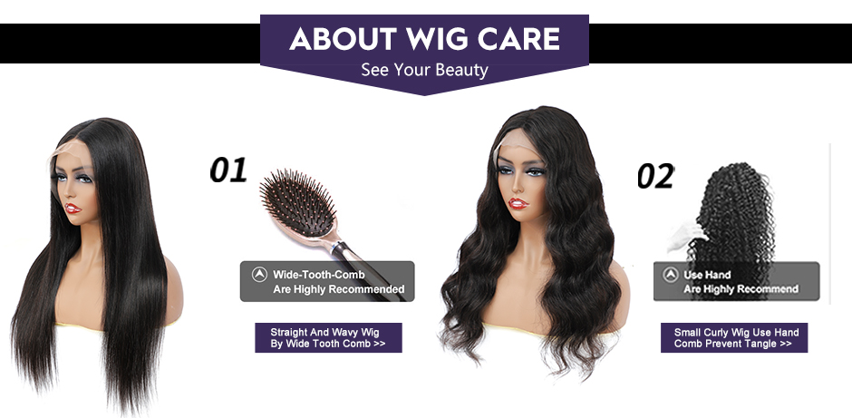 Straight Wigs For Women