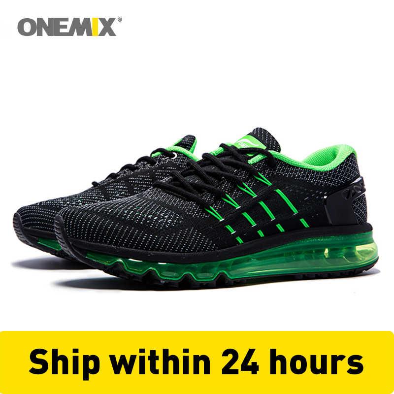 Onemix mężczyźni kobiety Air buty do biegania dla mężczyzn Air marka 2020 outdoor sport sneakers męskie buty sportowe oddychające zapatos de hombre