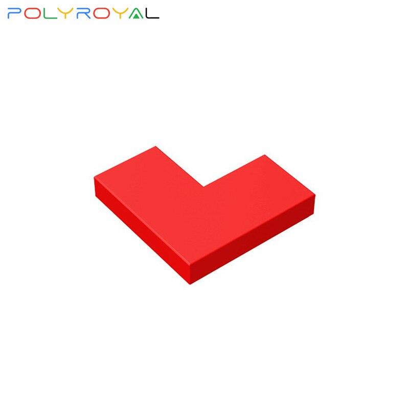 Building Blocks Technicalalal DIY Plastic Plates 2x2 Corner light panel 10PCS MOC Educational education toys for children 14719