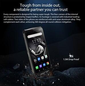 """Image 3 - Blackview BV9100 IP68 Su Geçirmez smartphone 4GB + 64GB 6.3 """"MT6765V Octa Çekirdek 2.3GHz 16MP Android 9.0 NFC 13000mAh 30W Hızlı Şarj"""