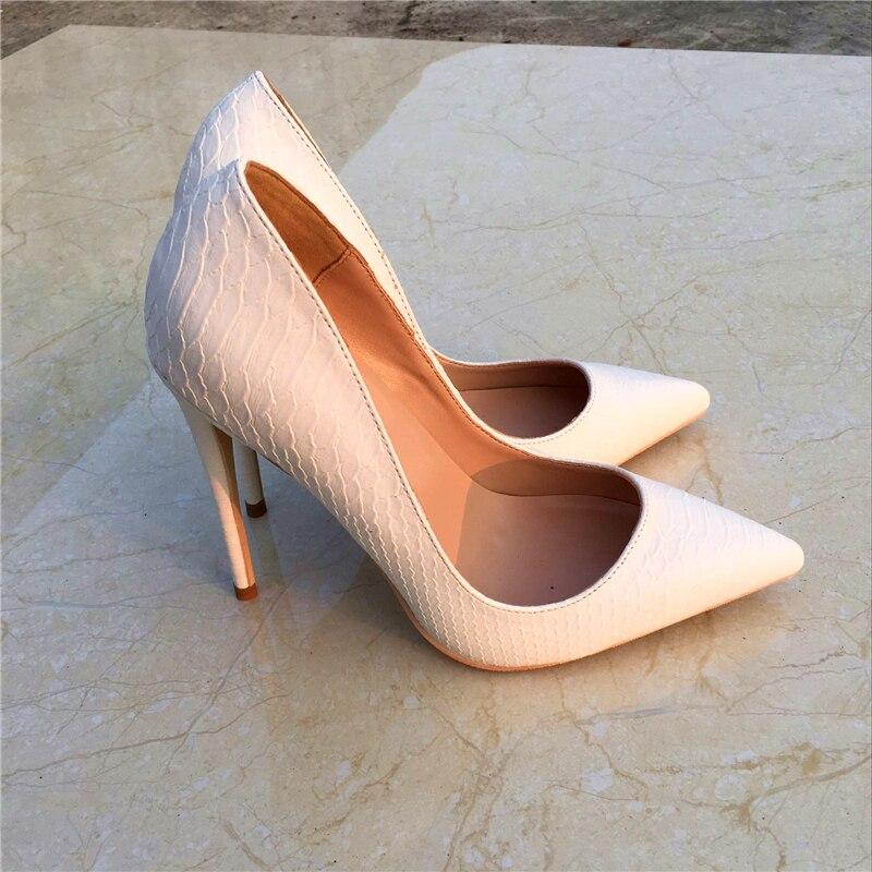 apontado salto alto requintado elegante sapatos 12cm