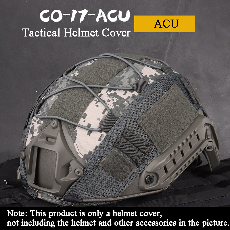Tactical Helmet Cover for Fast Helmet Accessories Military Hunting Shooting Helmets Cover Wargame Gear CS FAST Helmet Covers