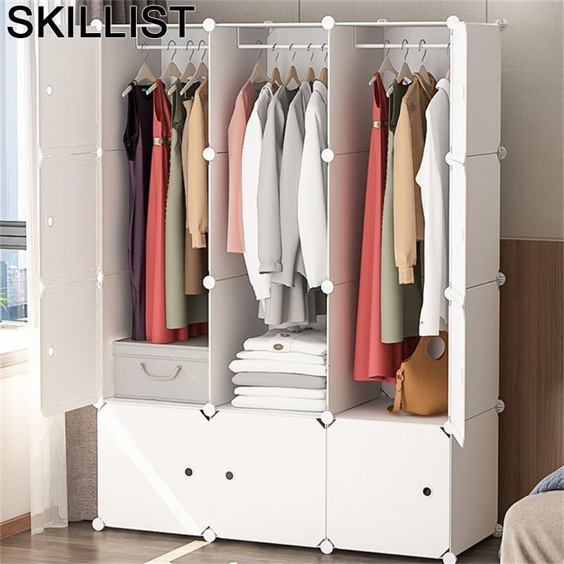 Casa Mobili Storage Meble Kleiderschrank Meuble Placard Rangement Armario Ropa De Dormitorio font b Closet b