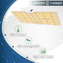 Led Grow Light Quantum Board Spider Farmer 2000W indoor panel lamp For Plants Samsung LM301B DIY (Meanwell driver) Full spectrum(China)