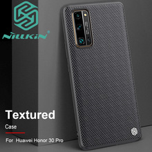 Nillkin Textured nylon Texture Pattern Case For Huawei Honor 30 Pro Pro+ Plus