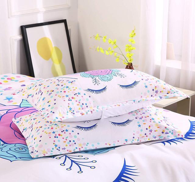 3D Unicorn Printed Bedding Sets 6
