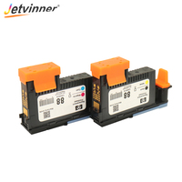 Jetvinner For Hp88 print head HP 88 printhead for HP PRO K550 K8600 K8500 K5300 K5400 L7380 L7580 L7590 C9381A C9382A Printers