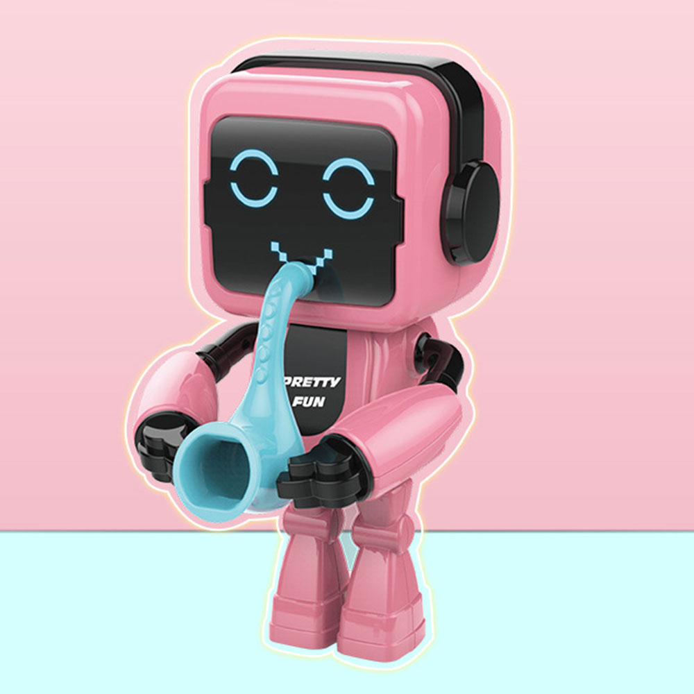 Hi-Fi Speak Robot Toy Talking Interactive Dialogue Voice Recognition Record Singing Dancing Telling Story Mini Intelligent Robot