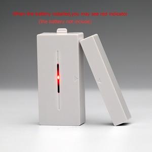 Image 3 - Sonoff DW1 5pcs Door Window Alarm Sensor Wireless Magnetic Door Detector Anti Theft Alarm Smart Home Automation Security System