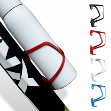 bike bottle cage aluminum alloy integrated molding mtb road bike cycling water bottle cage bottle holder bicycle accessories MTB Aluminum Alloy Bicycle Water Bottle Cage Ultralight Mountain Road Bike Cycling Bike Water Bottle Holder Bicycle Accessories