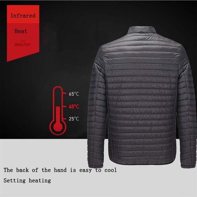 Heated Biker Jacket 5