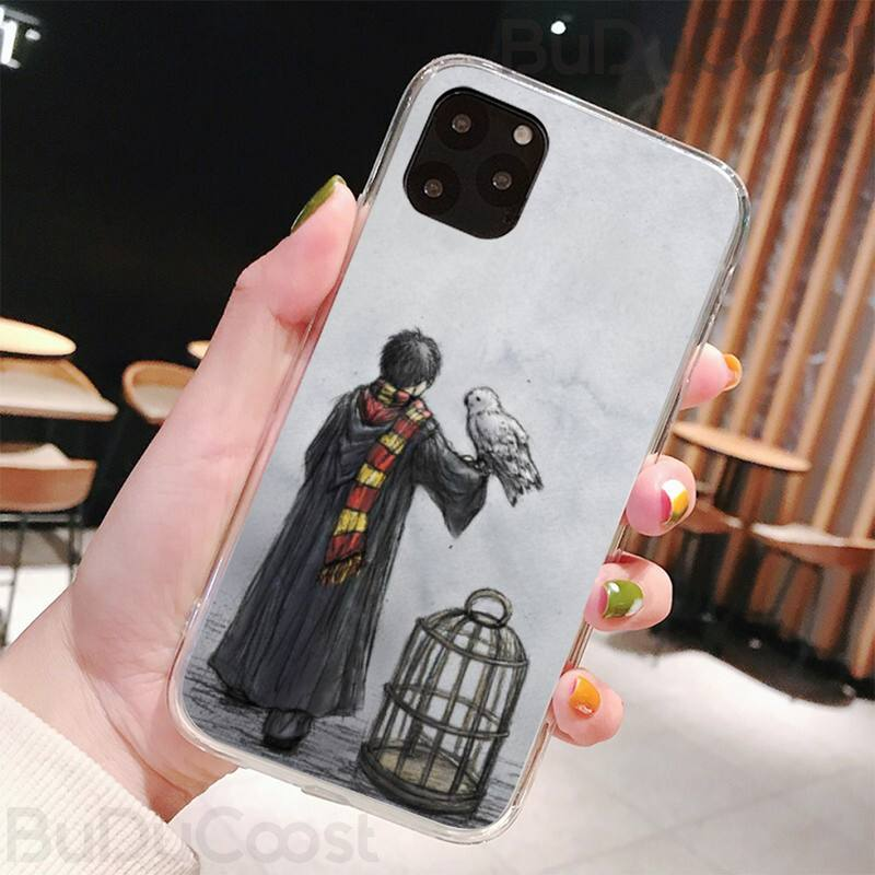 Hrmes Harries Potter Luxury Phone Case For Iphone 12 Mini 12 11 Pro 12 11 Pro Max 8 7 6 6S Plus X XS MAX 5 5S SE2020 XR 11 Cover