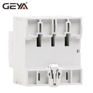 Image 5 - GEYA GYL9 Disyuntor de corriente Residual, interruptor de seguridad 4P 40A 63A 100A, Envío Gratis