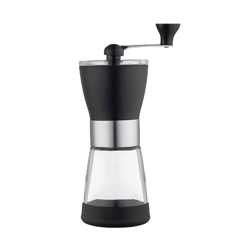 Manual Coffee Grinder, Hand Adjustable Coffee Grinder Manual Coffee Grinder Conical Ceramic Grinder Hand Grind Coffee