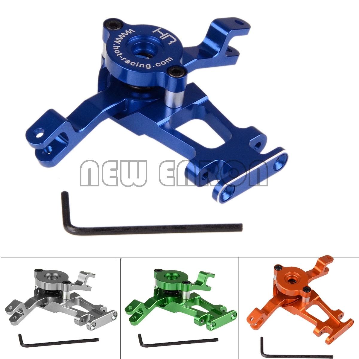NEW ENRON 1:10 Aluminum Steering Assembly Bell Crank FIT FOR TRAXXAS 1/10 REVO 2.5/3.3 / E-REVO TRV048