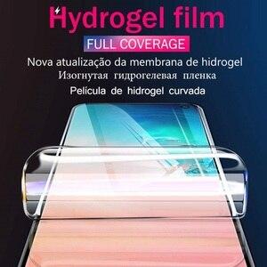 Гидрогелевая пленка 9H HD для Samsung Galaxy J3 J5 J7 2017 2016 J5 J7 J2 Prime Pro 2018, защитная пленка для экрана, защитная пленка