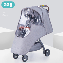 AAG Baby Stroller Accessories Universal Warm Dustproof Water Windproof Raincoat Pram Cover Case Strollers Rain