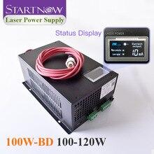 100 Вт-bd CO2 лазерный источник питания с экраном дисплея 100 Вт MYJG-100 120 Вт Co2 лазерный источник для Co2 лазерная гравировка машина для резки