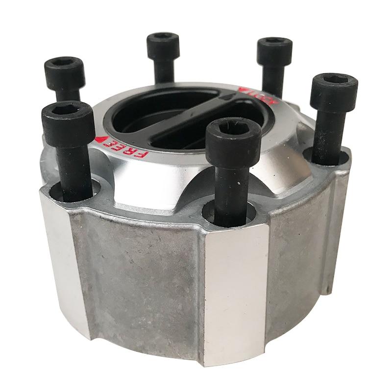 1pcs 40250-32G10 D21 MT manual Free wheel locking hub lock 27T For Nissan Pickup Navara Pathfinder Atlas Datsun Terrano Caravan