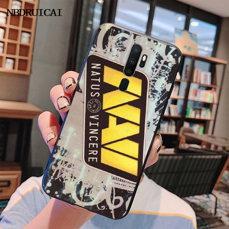 PENGHUWAN Natus Vincere navi DIY Painted Bling Phone Case For Oppo A5 A9 2020 A11x A71 A73S A1K A83 case
