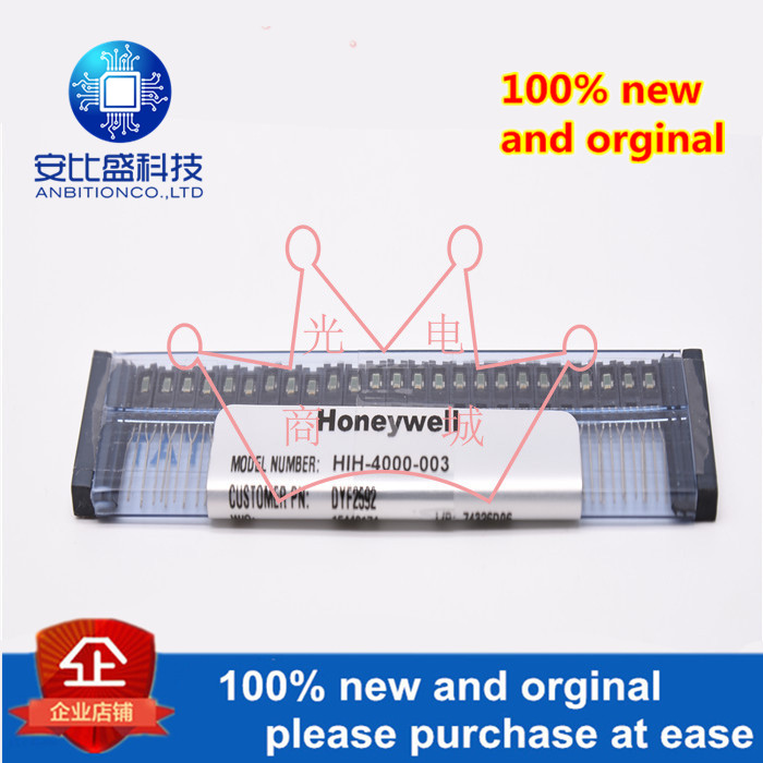 1pcs 100% New And Orginal HIH-4000-003 Integrated Circuity Humidity Sensor In Stock