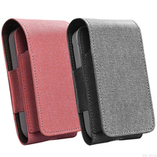 Dux Ducis Electronic Cigarette Case For IQOS 2.4 Plus II III iqos Holder Box Pouch Dirt-resistant Anti-knock Full Cover Bag