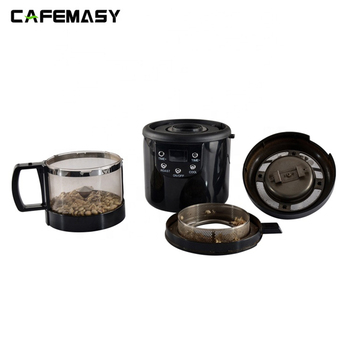 220V Coffee Accessories Home  Coffee Roasting Machine Household Baking Roasted Bean Machine Coffee Roaster 80g 3