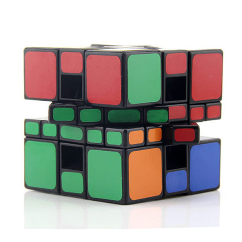 Witeden wormhole v3 3x3x4 cubo mágico 334