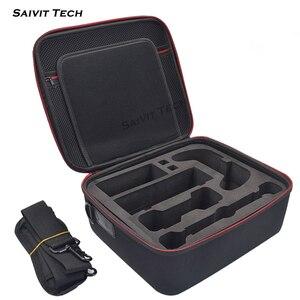Image 4 - Большая сумка для переноски Nintendo switch, защитные аксессуары из ЭВА, жесткий чехол для путешествий, чехол для консоли Nintendo Switch