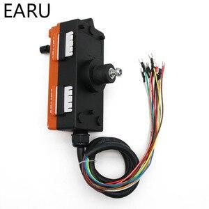 Image 5 - 220V 380V 110V 12V 24V przemysłowe przełączniki zdalnego sterowania dźwig dźwig dźwigu 1 nadajnik + 1 odbiornik F21 E1B