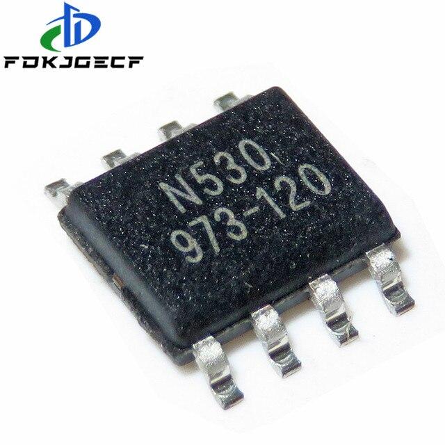 10 قطعة G973 120ADJF11U G973 120 973 120 SOP 8 جديد الأصلي IC