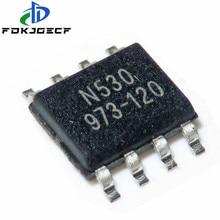 10 PIÈCES G973 120ADJF11U G973 120 973 120 SOP 8 nouveau original IC