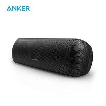Anker-Głośnik bezprzewodowy Soundcore Motion+ z Buetooth odtwarzający pliki audio i hi-res 30W z podbiciem basu i wysokich tonów z HiFi przenośny tanie i dobre opinie Bluetooth Przenośne Baterii Rohs Metal Pełny zakres 2 (2 0) CN (pochodzenie) 25-49 W NONE 30 w ODTWARZANIE WIDEO A3116011