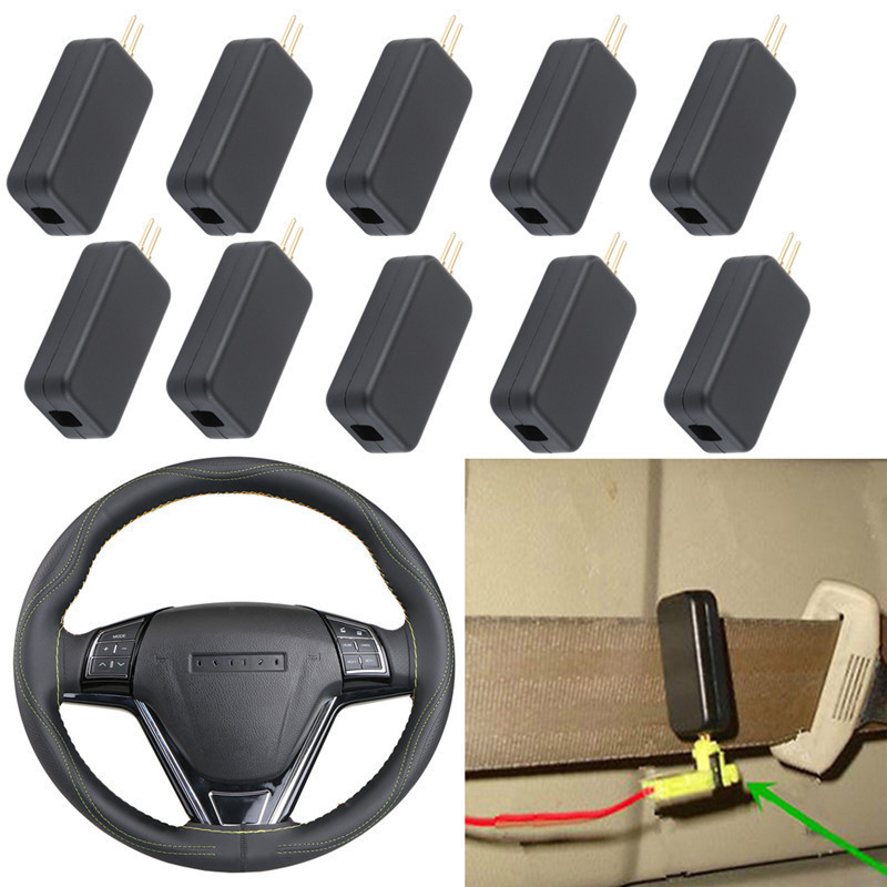 10pcs Universal Car Airbag Inspection Tool SRS Quickly Detect Faults Troubleshoot Tool Car Diagnostic Tool Auto Car Accessories