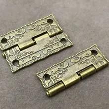 2pcs Door Bolt Sliding Lock Internal Doors Latches Antique Hardware Decor
