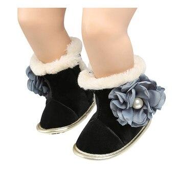Bebé recién nacido infantil al aire libre Zapatos en primer lugar los...