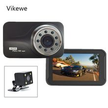 Vikewe Car DVR Camera Full HD 1080P 170 Degree Dashcam Video Registrars for Cars Night Vision G-Sensor Dash Cam(China)