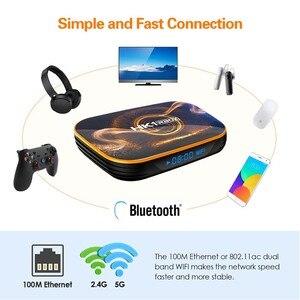 Image 3 - HK1 R1 RBOX TV Box Android 10.0 Rockchip RK3318 USB3.0 1080P H.265 4K Youtube HK1 RBOX Set Top BOX PK T95 TX6S Andriod 9.0