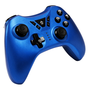 Image 2 - ใหม่ SWITCH Pro ไร้สายบลูทูธ Gamepad จอยสติ๊กสำหรับ Nintendo สวิทช์ NS สำหรับ PS3/PC/Android/ ไอน้ำ (สีฟ้า)