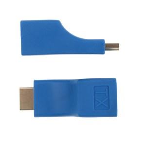 Image 5 - Nieuwste HDMI Extender 4k RJ45 Poorten LAN Netwerk HDMI Uitbreiding Tot 30m Over CAT5e/6 UTP LAN Ethernet Kabel Voor HDTV HDPC