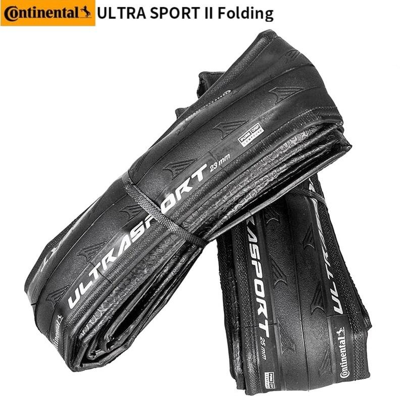 Continental Ultra Sport 2 700 23c 25c 28c route vélo pliant pneus pneu de vélo