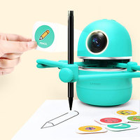2020 New Innovative Kids Drawing Robot Technology Kids Student Automatic Painting Learning Art Training Machine Intelligece Toy